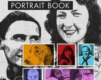 Quilted Portrait Book by Teri Tope (Threadplay)