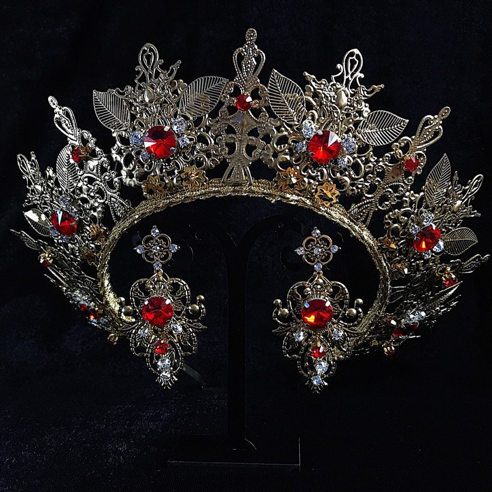 JewelryAjoureFlowers - Only handmade Exclusive jewelry tiara crown, flowers