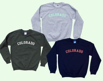 COLORADO - Crewneck Sweatshirt