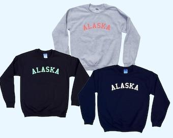 ALASKA - Crewneck Sweatshirt