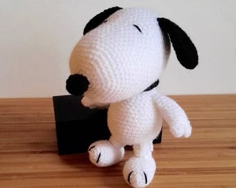 SNOOPY the dog crochet
