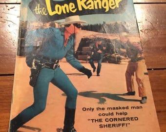 Lone Ranger 1958 Dell Comic Book