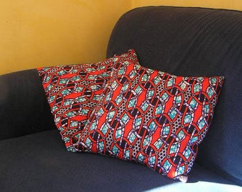 Order 5 choices of wax pillow covers