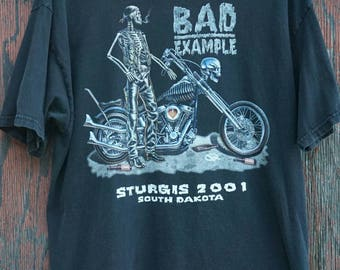 Bad Example Sturgis mens large