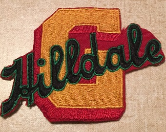 Hilldale Club Negro Leagues Patch