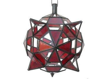 Oriental hanging lamp ceiling lamp light star