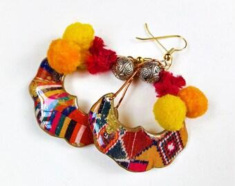 Earrings Mexico