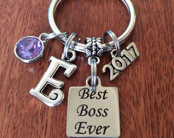 Best BOSS, Best Bost Ever, Best Boss Ever Gifts, Boss Gifts, Gifts For Boss, Boss Keychain, Bosses Gift, Bosses Day Gifts, Bosses Birthday