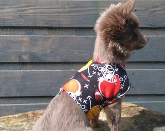 Dog Harness - Chihuahua Clothes - Chihuahua Dress - Dog Dress - Small Dog Clothes - Harness Coat - Chihuahua - Dog Outfit - Boy Dog Clothes