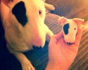 Dog heads by sindy