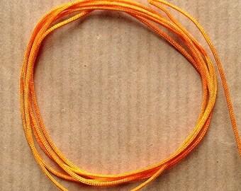 wire 0.8 mm x 50cm diameter orange nylon 1.50 m or more