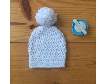 Crochet Beanie // Crochet Hat // Crochet // Beanie // Teens // Adults // Ready to Ship