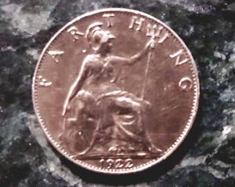 1922 Farthing
