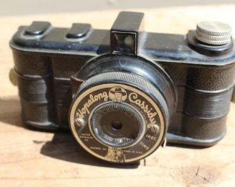 Vintage 1940's Hopalong Cassidy Camera