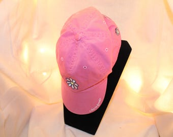 Life is Good Pink Ballcap