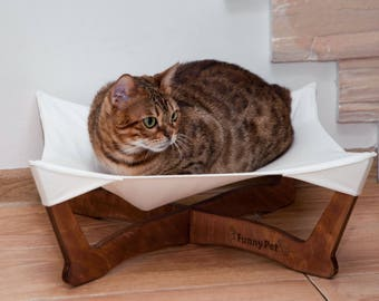 Medium image of personalized cat hammock cat hammock dog hammock dog bed cat bed