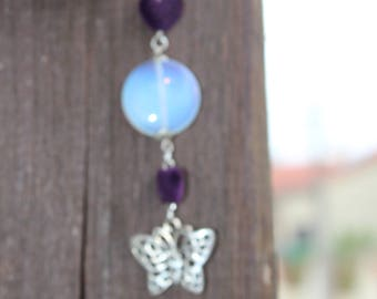 Gris-Gris bag purple