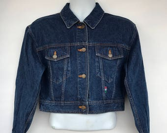 Vintage moschino jeans jacket