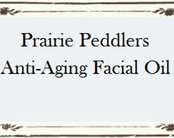 Prairie Peddlers Anti-Aging Facial Oil