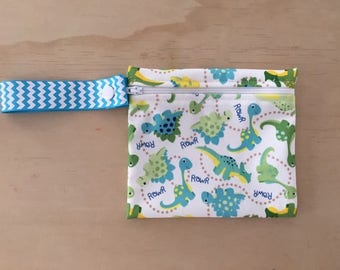 Waterproof pouch for baby items