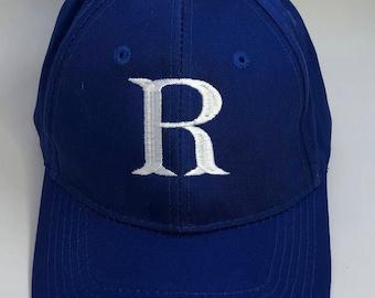 Youth Kids Monogrammed Baseball Cap-Monogrammed Ball Cap-Kids Baseball Cap-Monogrammed Sun Hat-Custom Baseball Cap-Baseball Caps-