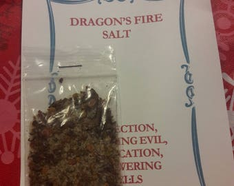 Dragons Fire Salt