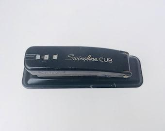Vintage Swingline Cub Stapler/Vintage Mini Stapler/Vintage Stapler/Swingline/Vintage Office Supply