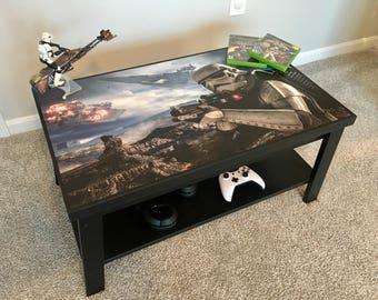 Star Wars Custom Video Game StormTrooper Coffee Table
