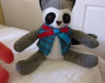 Fox stuffed Handmade