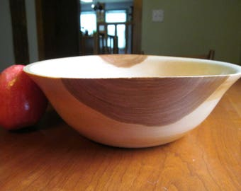 Vermont Black Birch Bowl