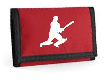 Cricketer Ripper Wallet Printed