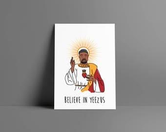 The boy • Believe in Yeezus