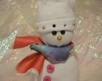 Sock Snowman Snowmen Snow Family Christmas Decoration Christmas Present Childrens Gift
