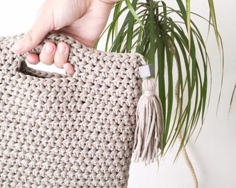 Crochet Bag Pattern, The Baylanna Bag Pattern, Beginner Bag Pattern, Crochet bag, Instant Download PDF