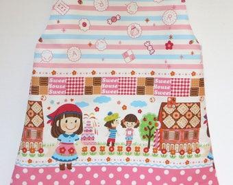 sweet house girl tunic dress