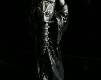 Sandman statue