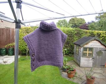 Azel pullover - mauve