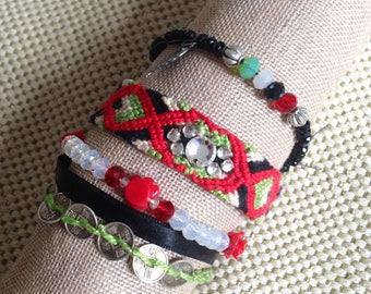 Palestine Cuff Bracelet