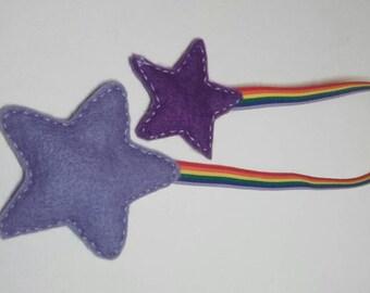 Shooting star bookmark