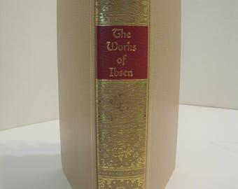 The Works of Ibsen by Henrik Ibsen