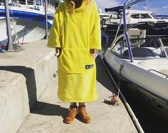 Surf Towel Yellow