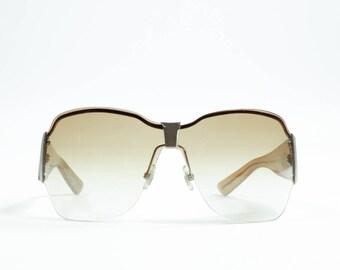 GUCCI - Plastic masked sunglasses