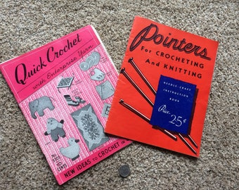 1940s Crochet Books