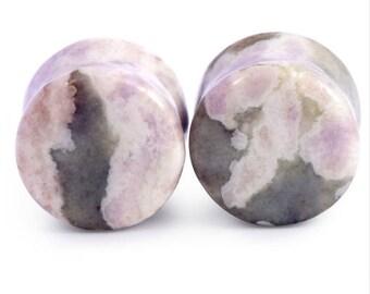 2 Treestone + 6-16mm + Natural Organic Stone + Ear Plugs