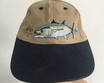 Guy Harvey Embroidered Logo Cap Hat