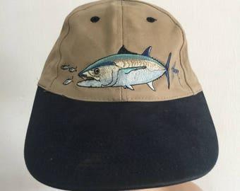 Guy Harvey Embroidered Logo Cap Hat