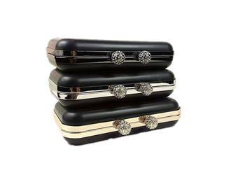 """8 """"x 4"""" (20 x 11cm) iphone6 + Kupplung Kastenrahmen mit Kunststoff-Abdeckungen für Kupplung Designer XL43"""