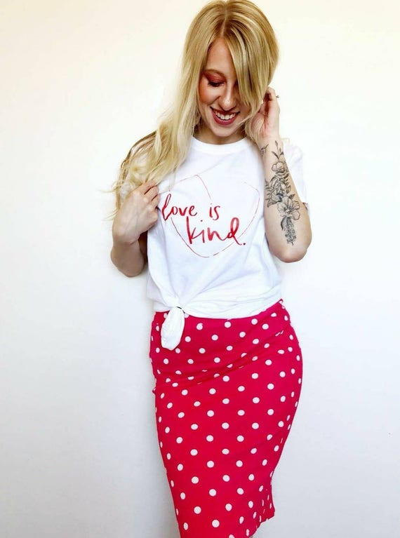 LOVE IS KIND Tee, Love is Kind Shirt, Valentine's Tee, Valentine's Love Shirt, Valentine Kind Tee, Kindness Shirts, Valentines Day Tshirt