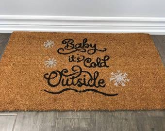 Coir Doormat Etsy