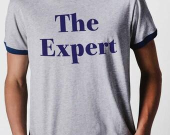 t shirt the expert barron trump